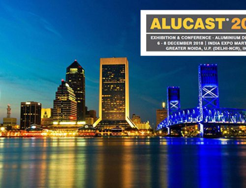 ALUCAST EXPO – New Delhi, India (Booth #D17 – Die Casting)