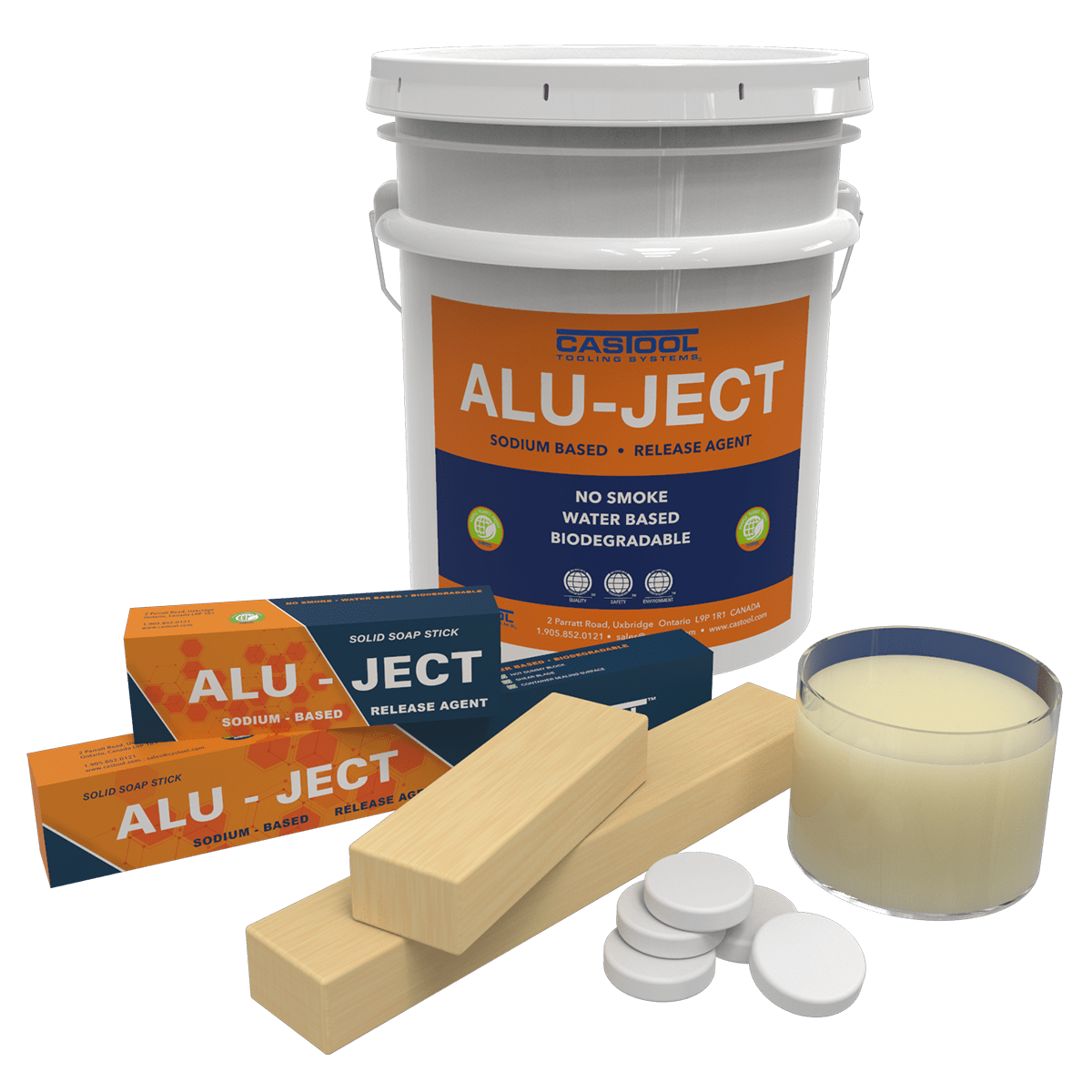 Alu-ject Products