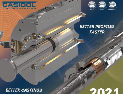 CASTOOL Tooling Systems 2021 Calendar