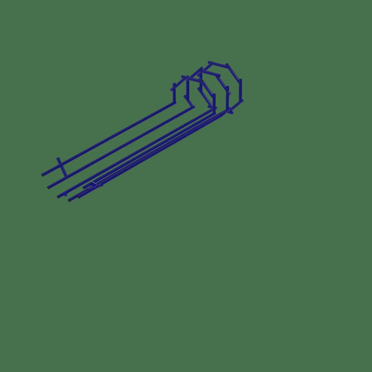 Sleeve Gun-Drilled Holes